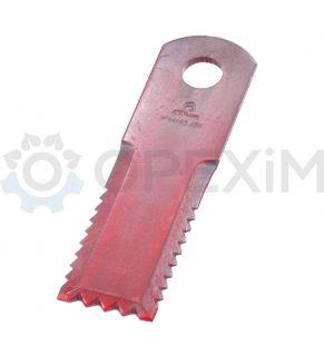 Cutit tocator 170X50X4.5 FI20.1 New Holland 84068444 AGV HF44443